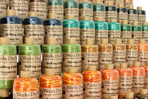 Sewing Thread   Weeks Dye Works