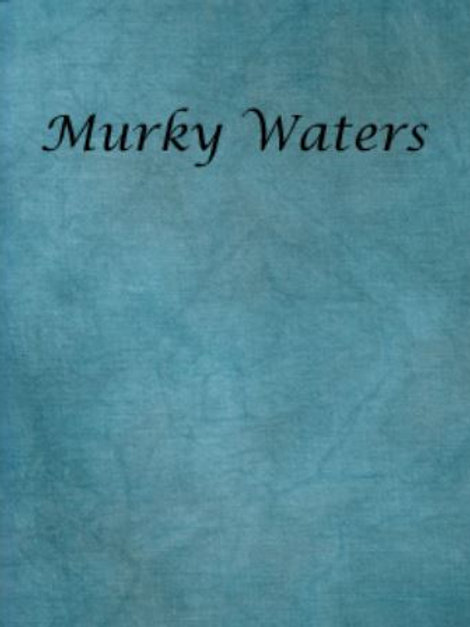 Murky Waters | Linen | Silkweaver Fabrics