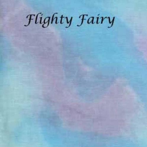 Flighty Fairy   Hardanger   Silkweaver Fabric
