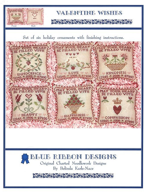 Valentine Wishes | Blue Ribbon Designs