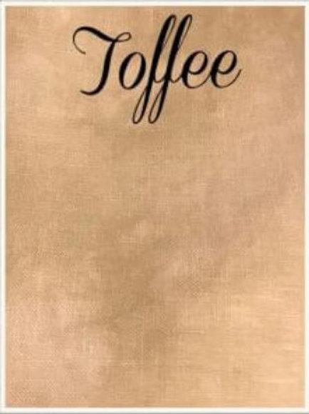 Toffee | Aida | Silkweaver Fabrics