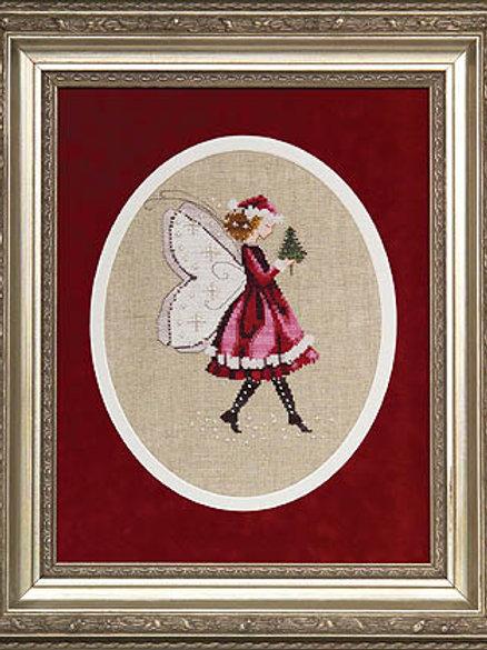 Christmas Elf Fairy   Nora Corbett Designs