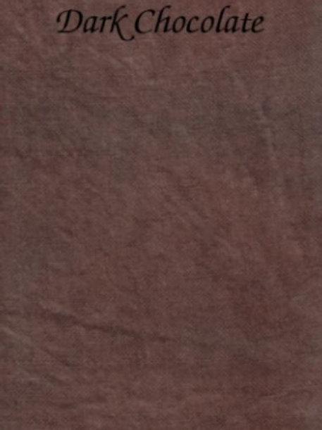 Dark Chocolate | Linen | Silkweaver Fabrics