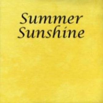 Summer Sunshine | Hardanger | Silkweaver Fabric