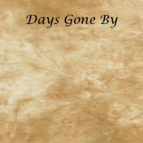 Days Gone By | Hardanger | Silkweaver Fabric