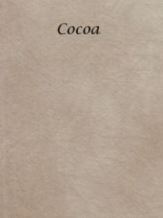 Cocoa | Hardanger | Silkweaver Fabric
