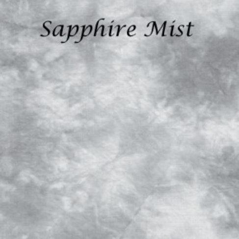 Sapphire Mist | Hardanger | Silkweaver Fabric