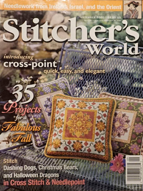 Stitcher's World Sep 2000