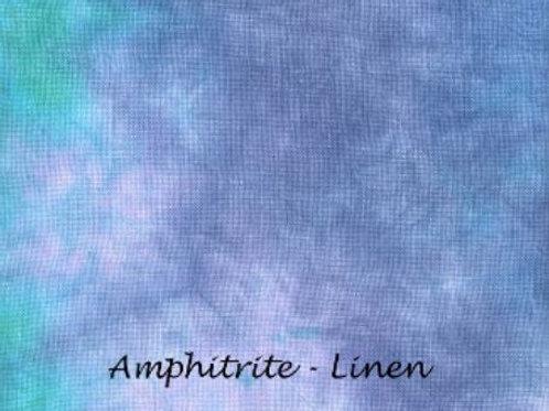 Amphitrite | Linen | Under The Sea Fabrics
