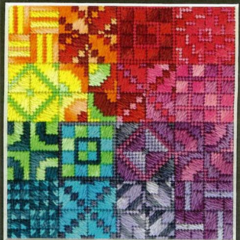 Color Delights Rainbow  | Needle Delights Originals
