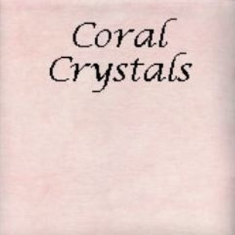 Coral Crystals | Linen | Silkweaver Fabrics