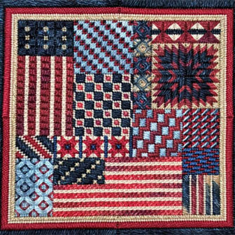 Holiday Delights - Fourth Of July| Needle Delights Originals