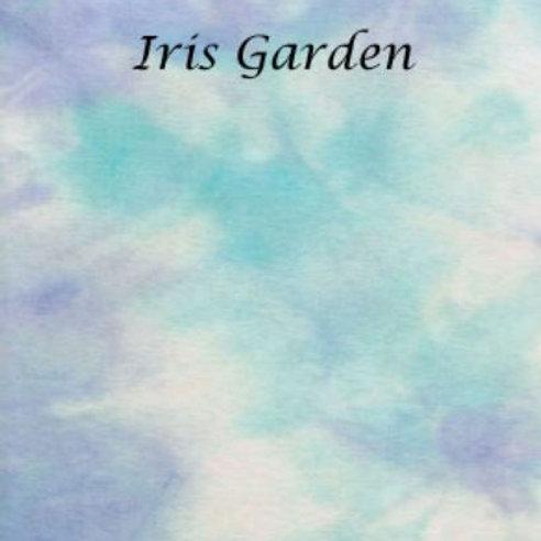 Iris Garden | Aida | Silkweaver Fabrics
