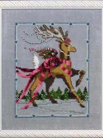Dancer Christmas Couriers   Nora Corbett Designs