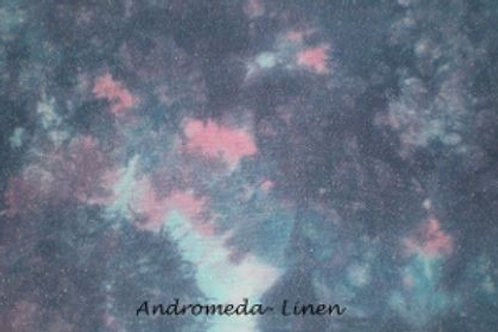 Andromeda | Linen | Under The Sea Fabrics