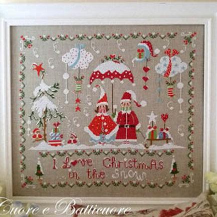 Christmas in the Snow | Cuore E Batticuore