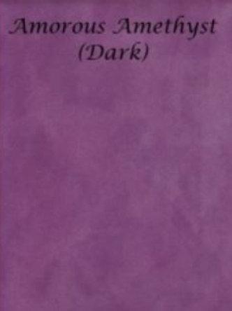 Amorous Amethyst (Dark) | Hardanger | Silkweaver Fabric