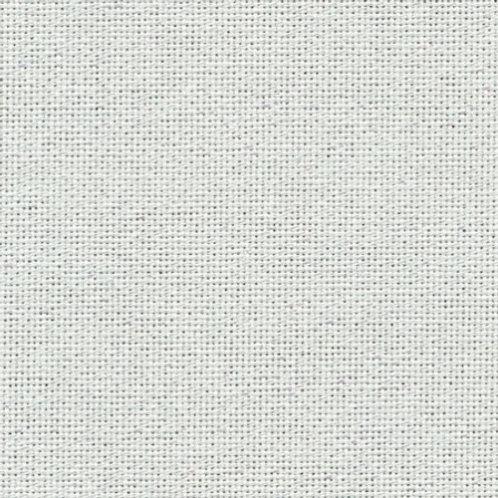 Evenweave Metallic Opalescent (White) | Zweigart