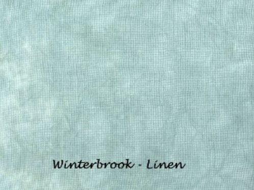 Winterbrook | Evenweave | Under The Sea Fabrics