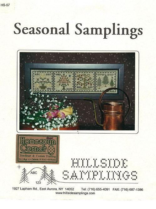 Seasonal Samplings | Hillside Samplings