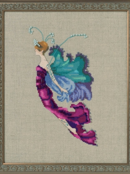 Red Cabbage Sprite | Nora Corbett Designs