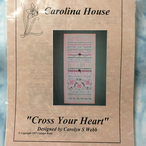Carolina House | Cross your Heart
