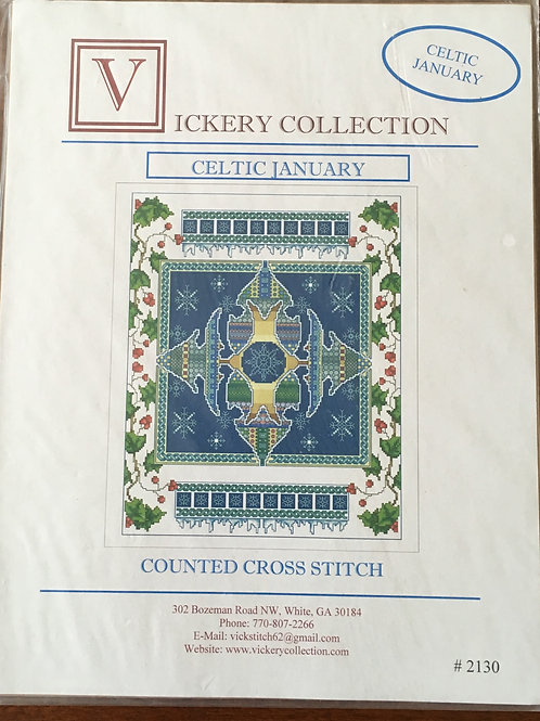Celtic January | Vickery Collection