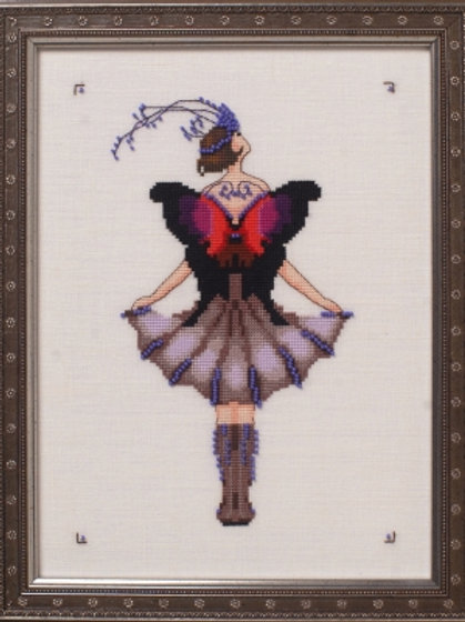 Miss Lole's Daggerwing Butterfly Misses Collection | Nora Corbett Designs
