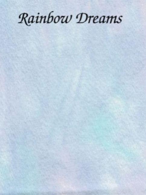 Rainbow Dreams | Hardanger | Silkweaver Fabric