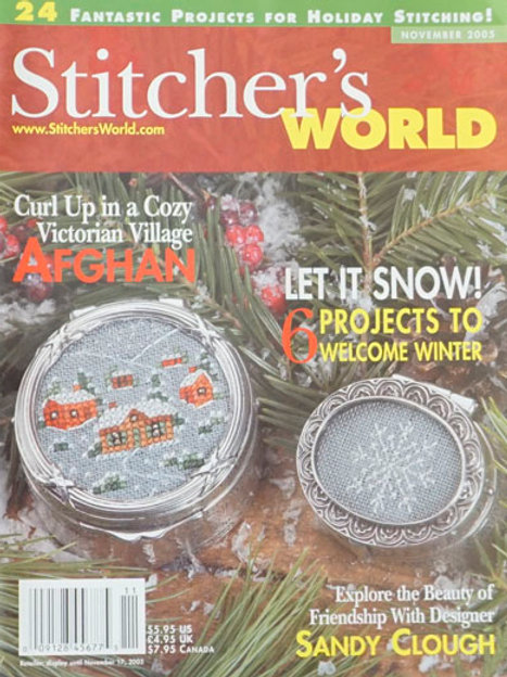 Stitcher's World Nov 2005