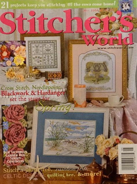 Stitcher's World May 2004