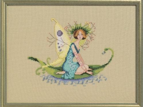 Pond Lily Pond Pixies | Nora Corbett Designs