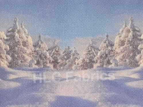 Snowy Trees | Aida | HLC