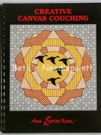 Creative Canvas Couching