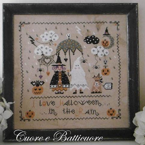 Halloween in the Rain | Cuore E Batticuore