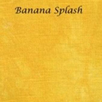 Banana Splash | Hardanger | Silkweaver Fabric