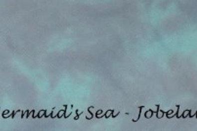 Mermaids Sea   Evenweave   Under The Sea Fabrics