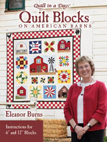 Quilt Blocks On American Barns