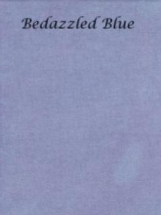 Bedazzled Blue | Hardanger | Silkweaver Fabric