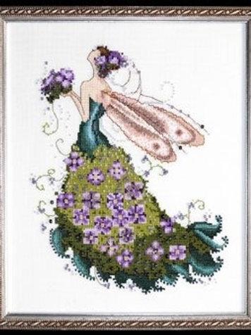 Lilac Spring Garden Pixie Couture Collection | Nora Corbett Designs