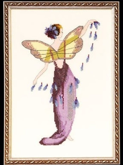 Lavender Spring Garden Pixie Couture Collection | Nora Corbett Designs