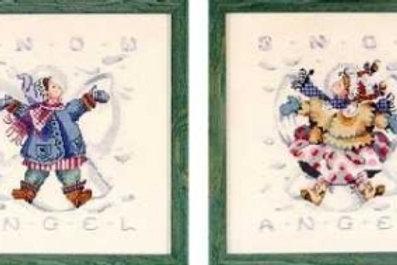 Giggles in the Snow | Mirabilia Designs
