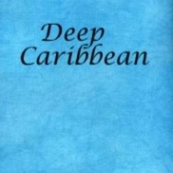 Deep Caribbean | Hardanger | Silkweaver Fabric