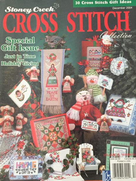 Stoney Creek Cross Stitch Collection Dec 2004