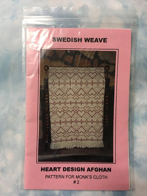 Heart Afghan | Nettie's Needlework