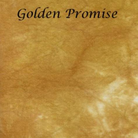 Golden Promise | Hardanger | Silkweaver Fabric