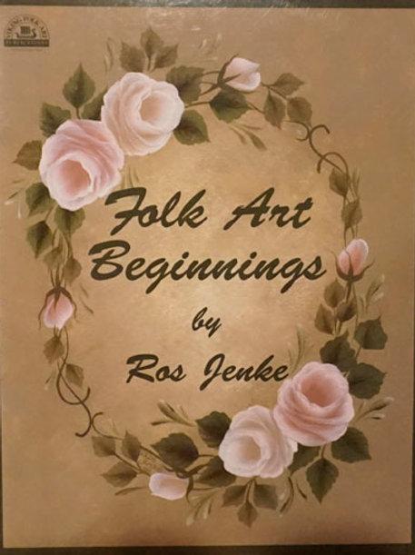 Folk Art Beginnings | Folk Art