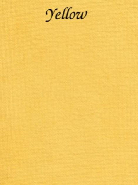Yellow | Hardanger | Silkweaver Fabric