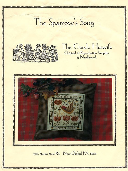 The Sparrow's Song | The Goode Huswife