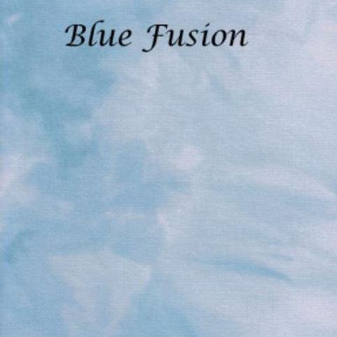 Blue Fusion | Linen | Silkweaver Fabrics